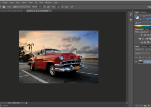 Adobe PhotoShop CC download screenshot