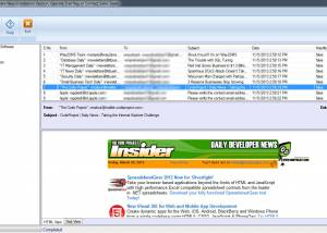 Lotus Notes Converter screenshot