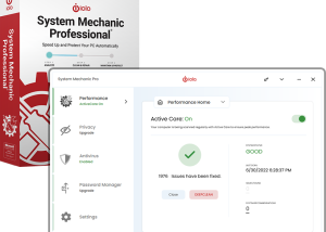 System Mechanic Professional download screenshot